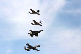 17 USA-Flieger-Reisen