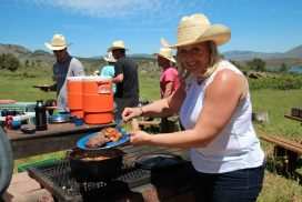 Sylvan Dale Guest Ranch Lunch